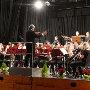 Konzert des sinfonischen Blasorchesters