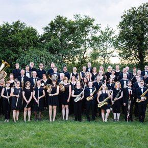 Gruppenbild Sinfonisches Blasorchester